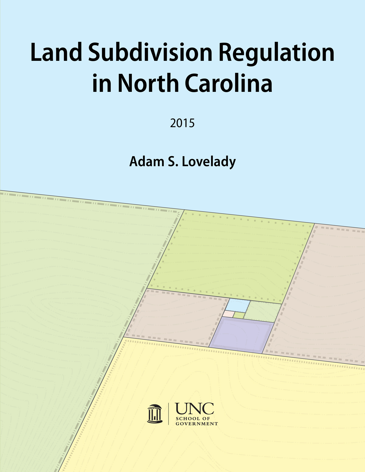Land Subdivision Regulation in North Carolina