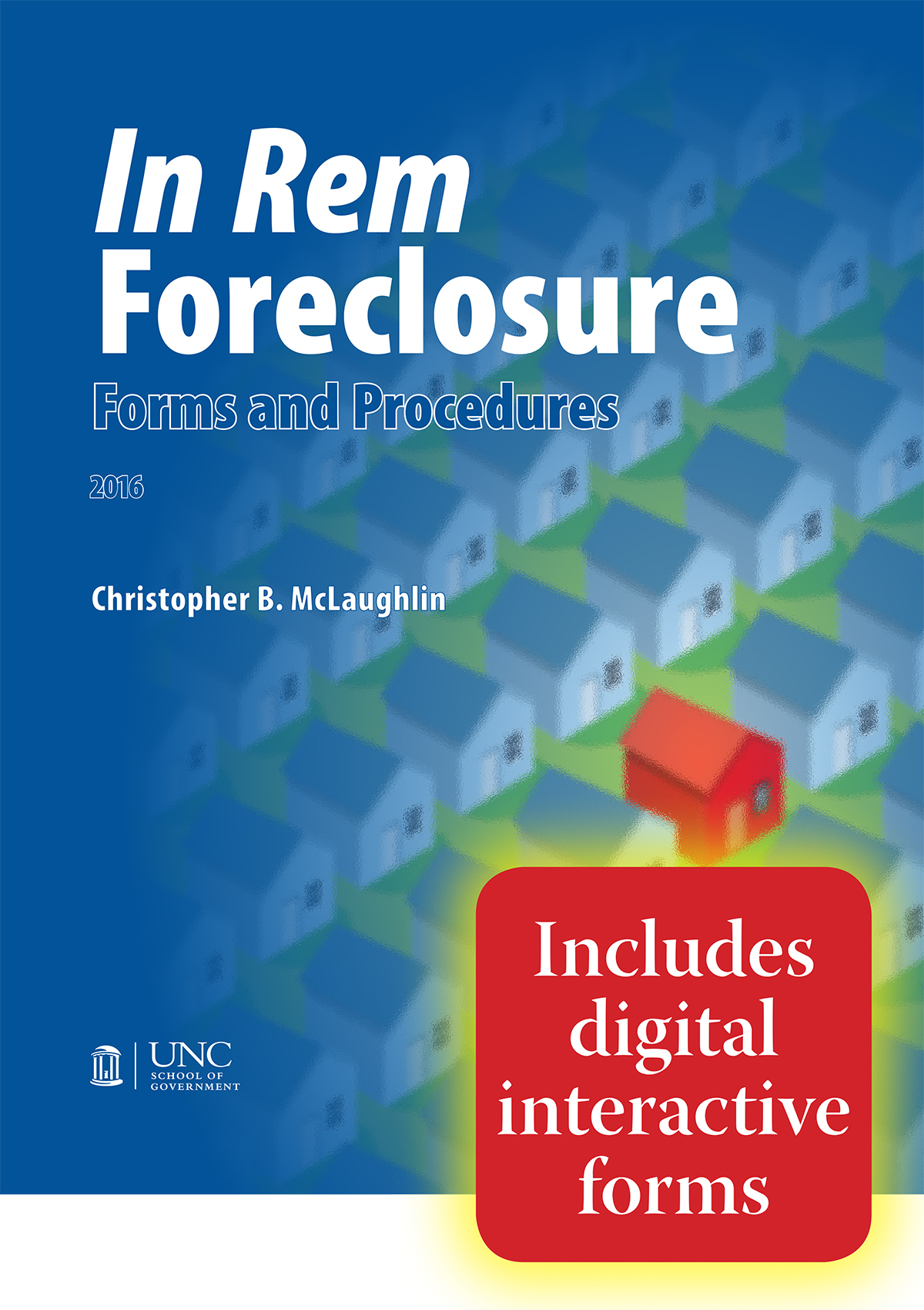 Cover image for In Rem Foreclosure Forms and Procedures