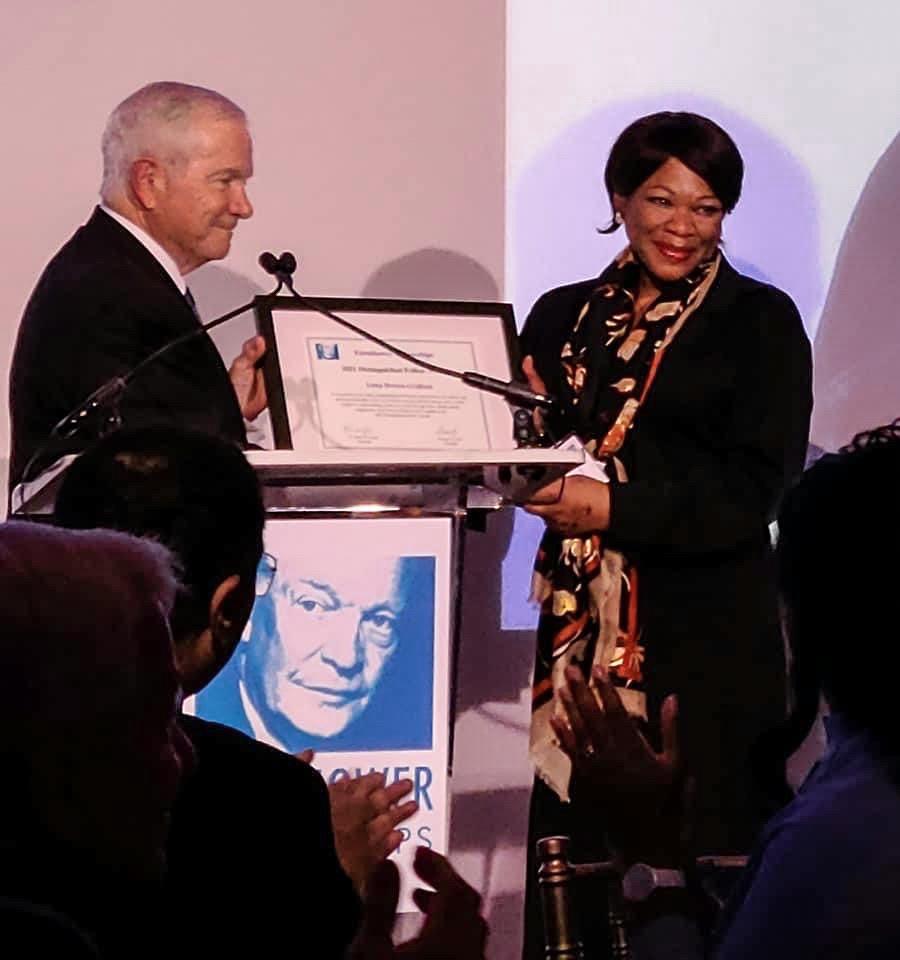 ncIMPACT Director Anita Brown-Graham Receives Eisenhower Distinguished Fellow Award