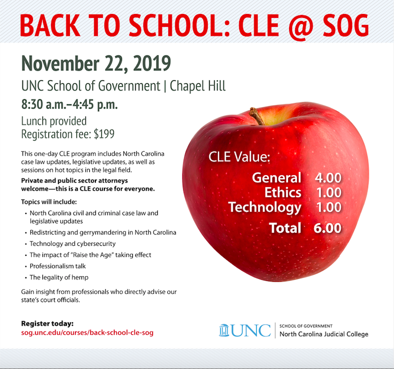 Back to School: CLE @ SOG