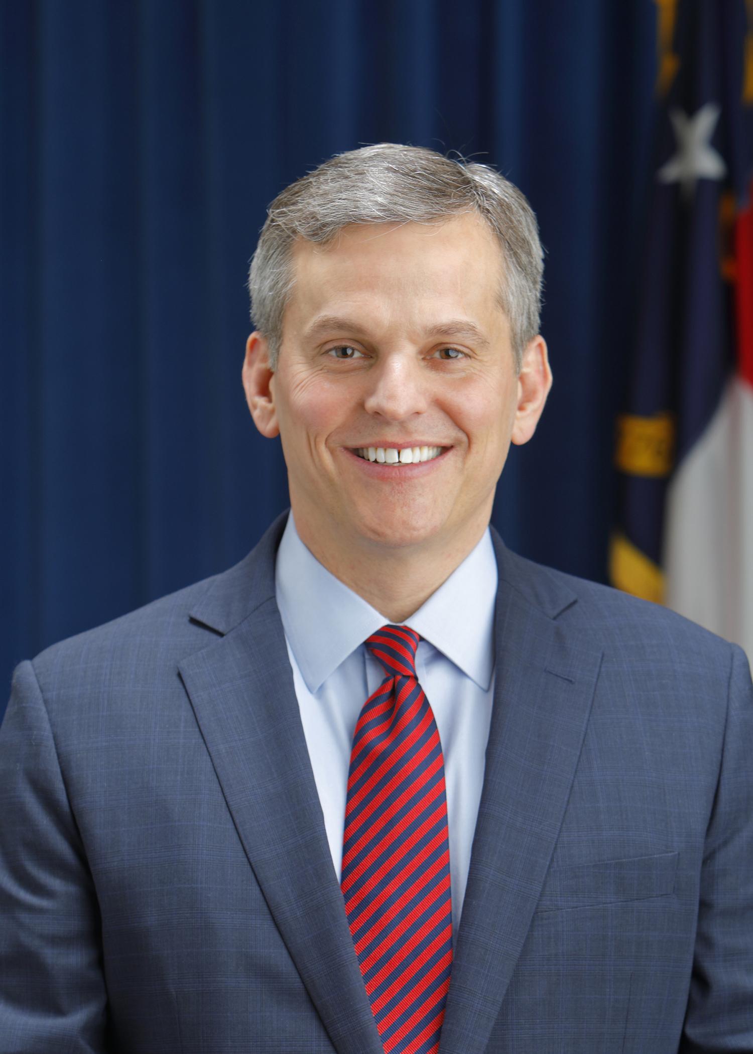 NC Attorney General Josh Stein