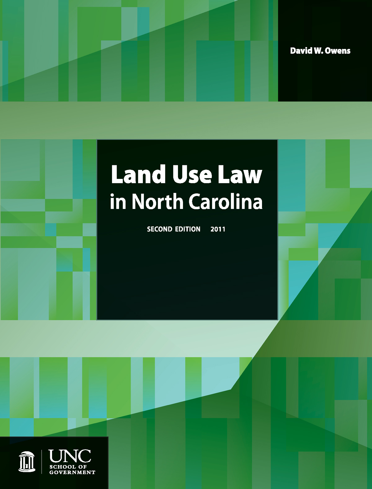 Cover image for Land Use Law in North Carolina, Second Edition