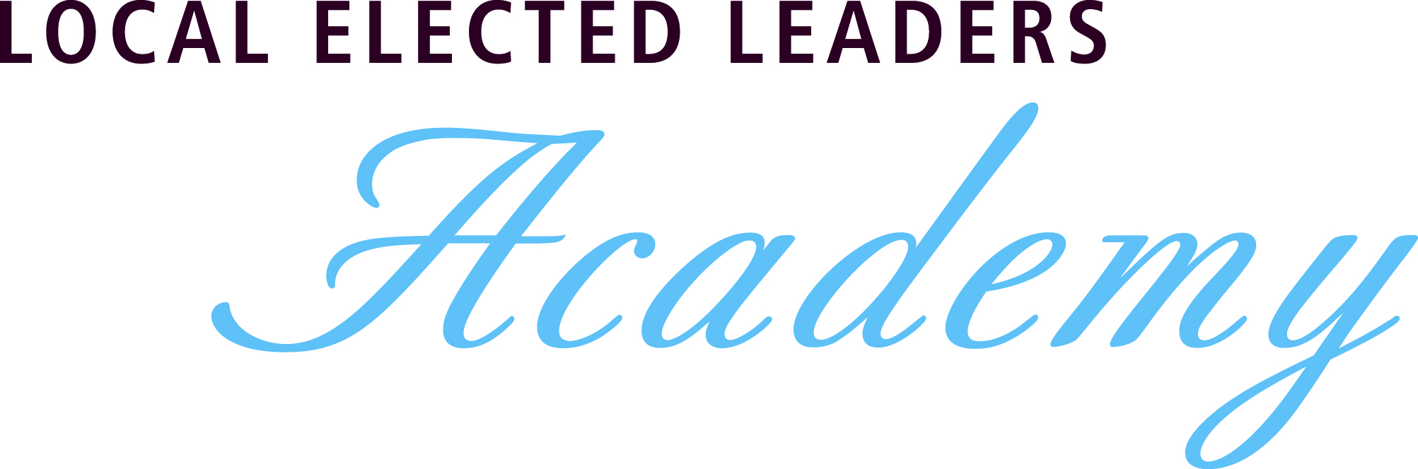 Local Elected Leaders Academy logo