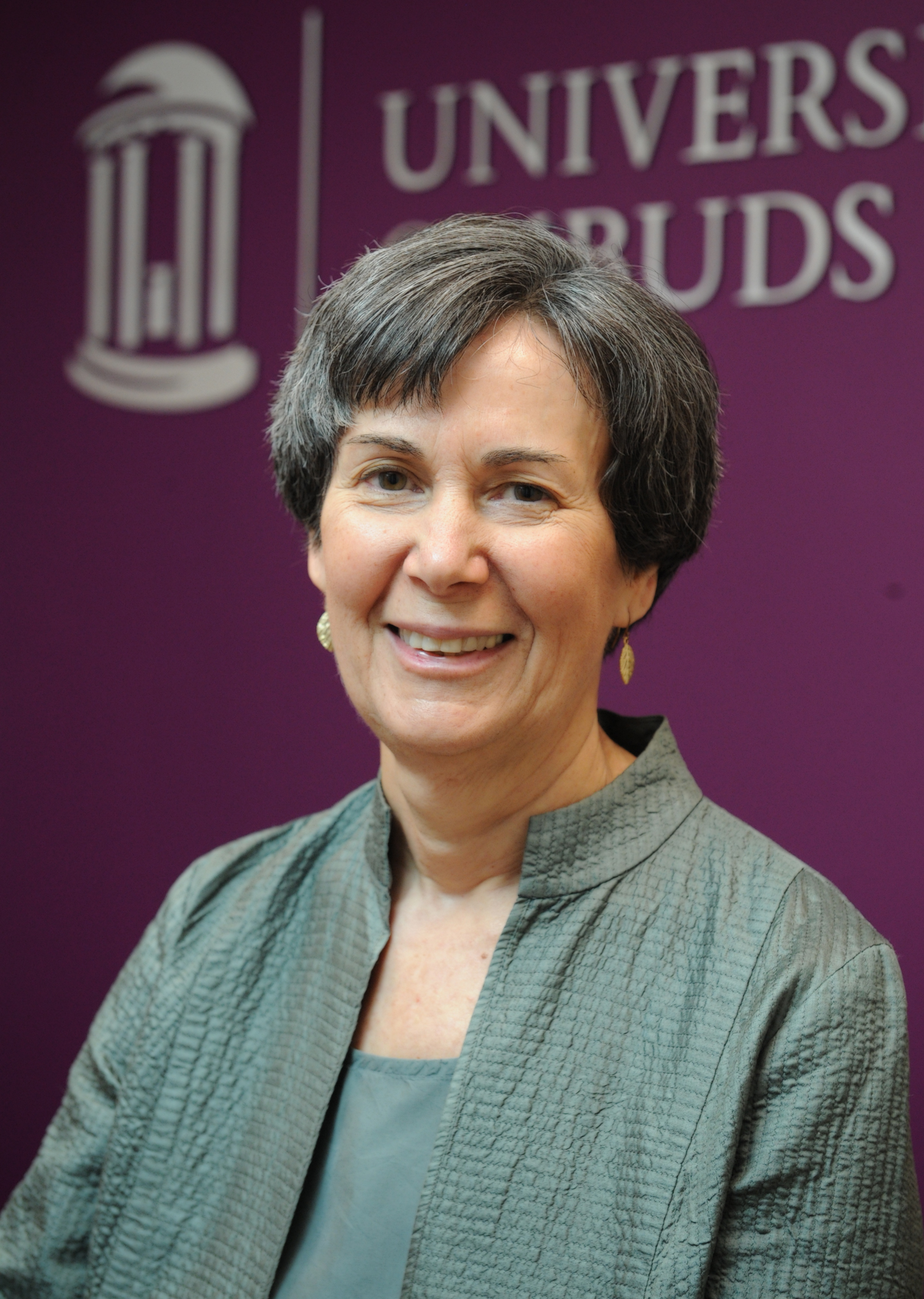 A headshot of former School faculty member Laurie Mesibov, courtesy University Communications