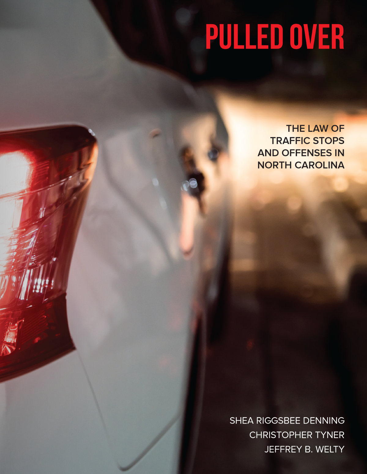 Cover Image for Pulled Over Law of Traffic Stops