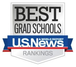 U.S. News & World Report Grad School Rankings