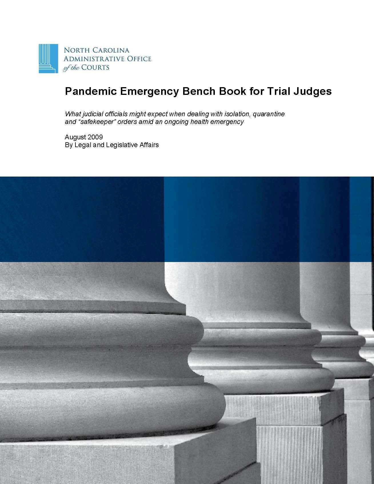 criminal trial courts bench book pdf
