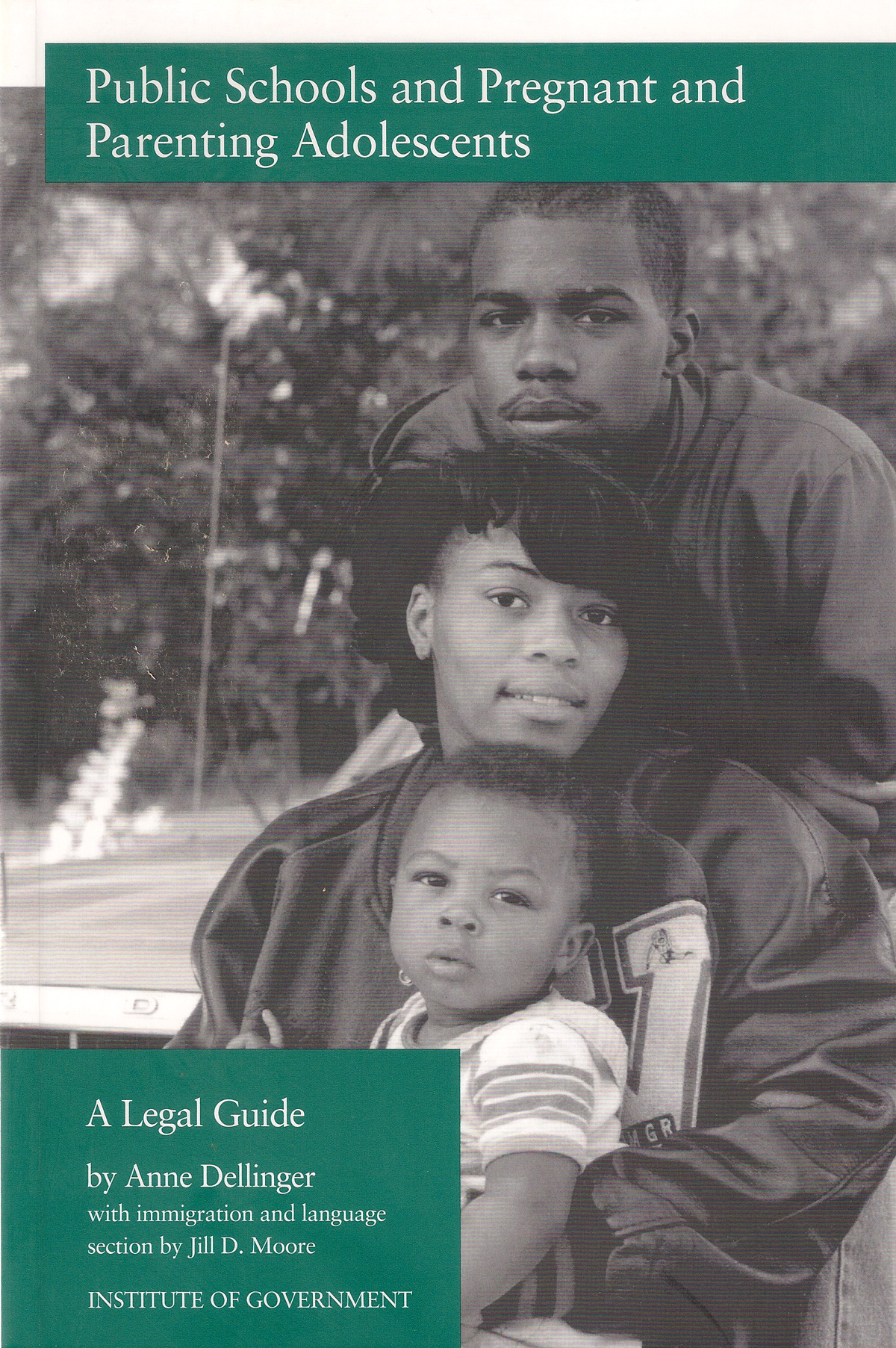 Cover Image For Public Schools And Pregnant Parenting Adolescents A Legal Guide