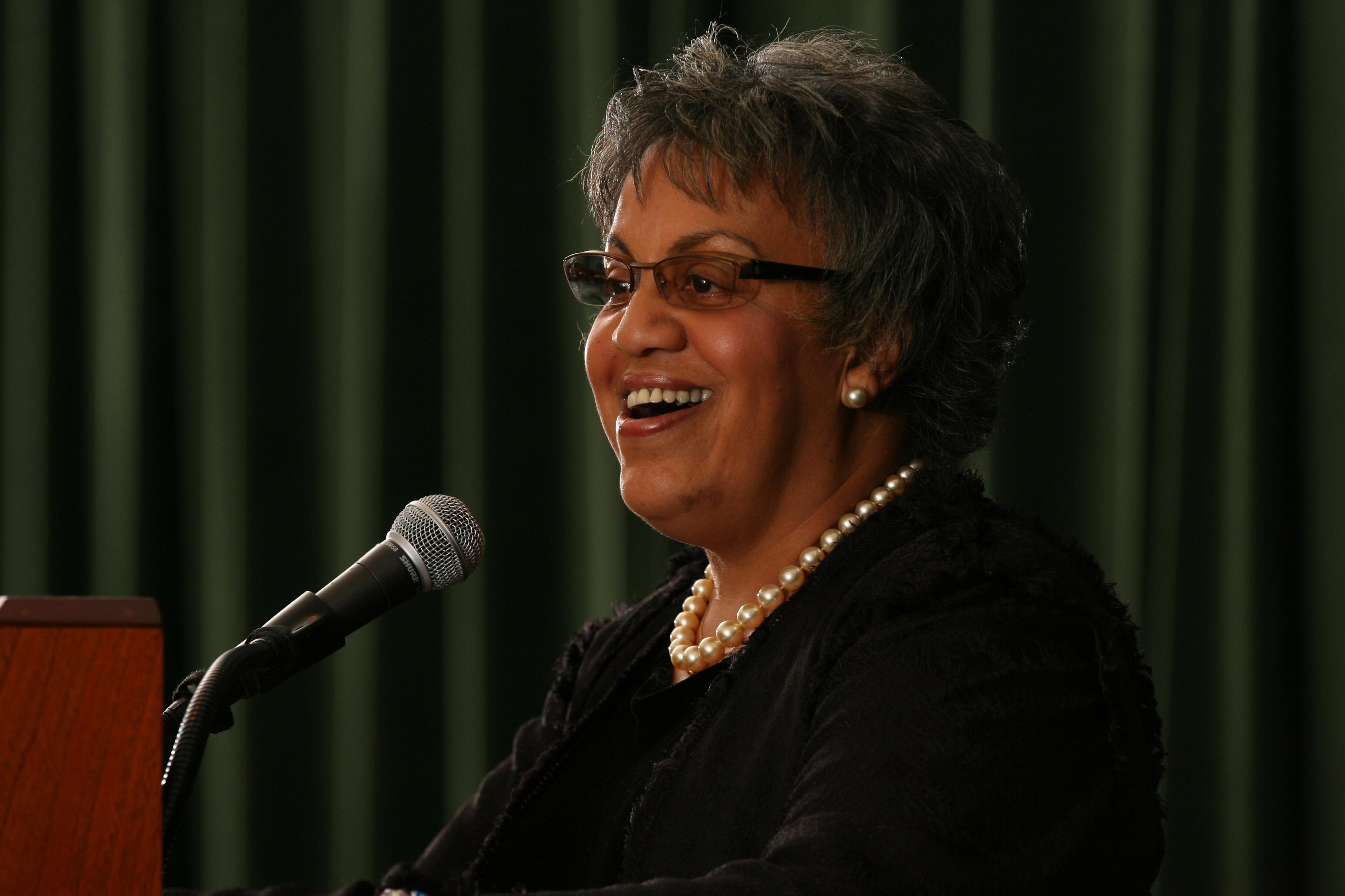 Dr. Ella Bell