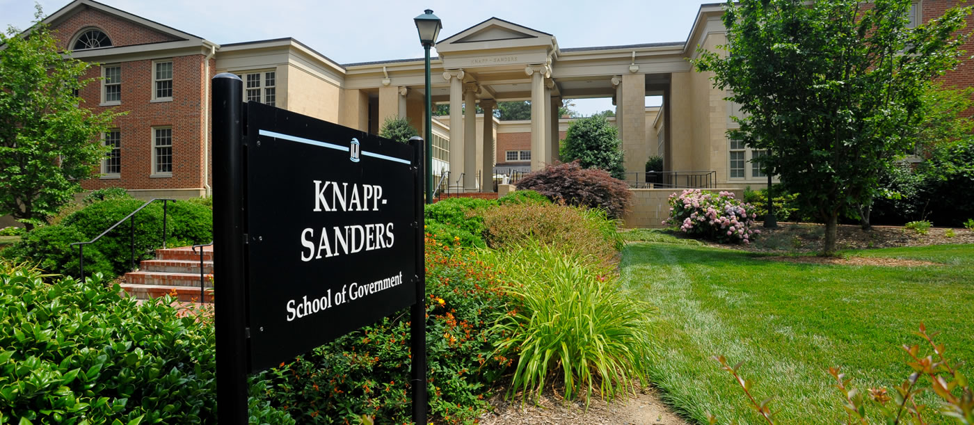 Image result for knapp sanders building unc