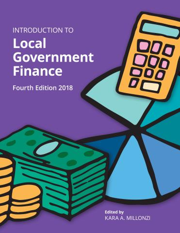 Intro to Local Government Finance Fourth Edition Cover Image