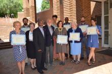 Leisha DeHart-Davis Recognized as Thorp Faculty Engaged Scholar