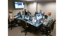 School faculty members record COVID-19 Webinar for Local Government Officials