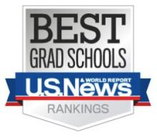 U.S. News & World Report Grad School Rankings