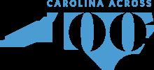 Carolina Across 100 logo
