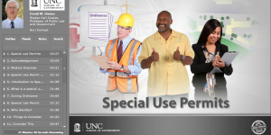 Special Use Permits