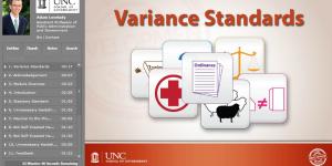 Variance Standards