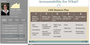 LME Board Training - Accountability