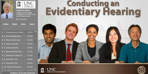Conducting an Evidentiary Hearing