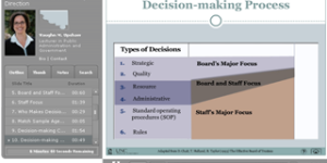 LME Board Training - Making Decisions and Setting Direction
