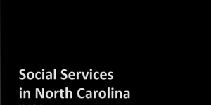 Social Services in North Carolina: Part 1