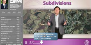 Subdivisions Online Module screenshot